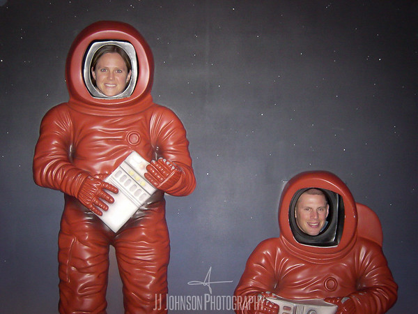 JJ & Smiley in Space