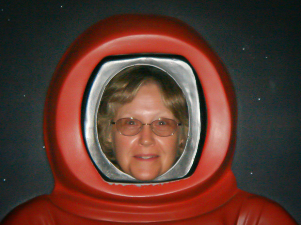 Deb in Space
