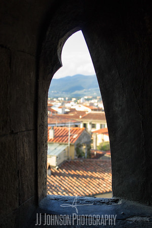 Looking Out at Florence