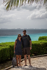 John & Jennifer on Isla Mujeres