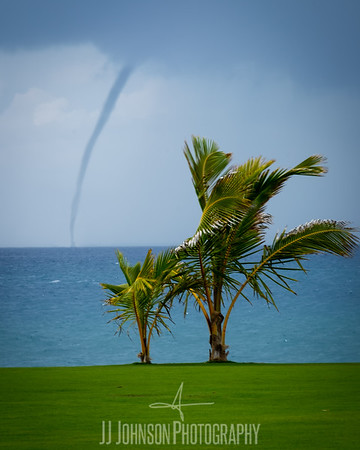 Maui Waterspout