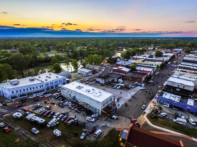 Juke Joint Festival 2016 - Downtown Clarksdale