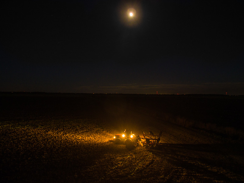 Moonlight Tractor