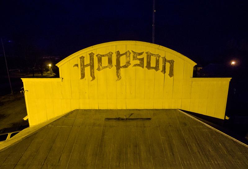 Glowing Hopson