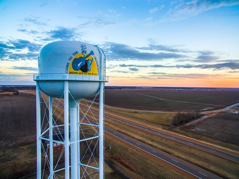 Clarksdale Tower - Highway 61 N
