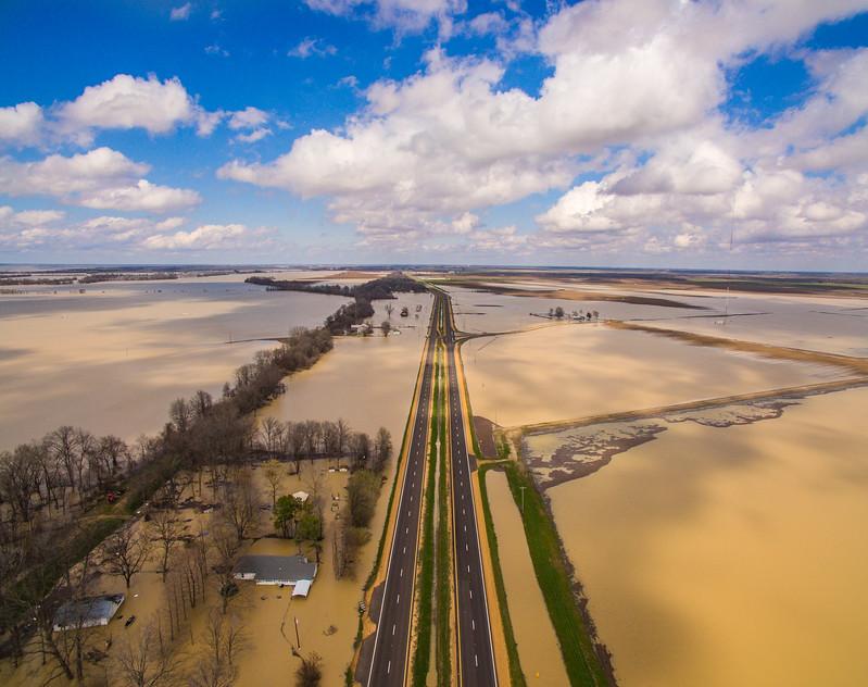 Flooded 61