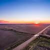 Pemble Road Sunset