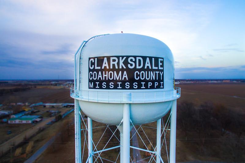 Clarksdale - Coahoma County