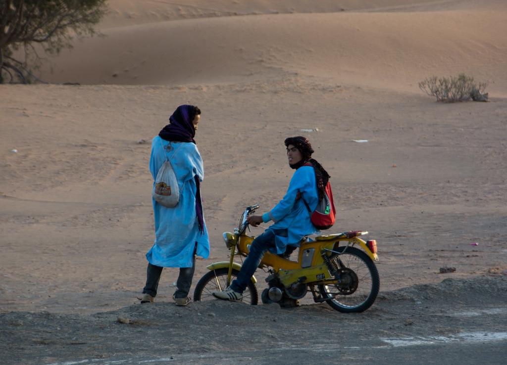 People of the Sahara