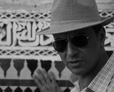 Streets of Meknes