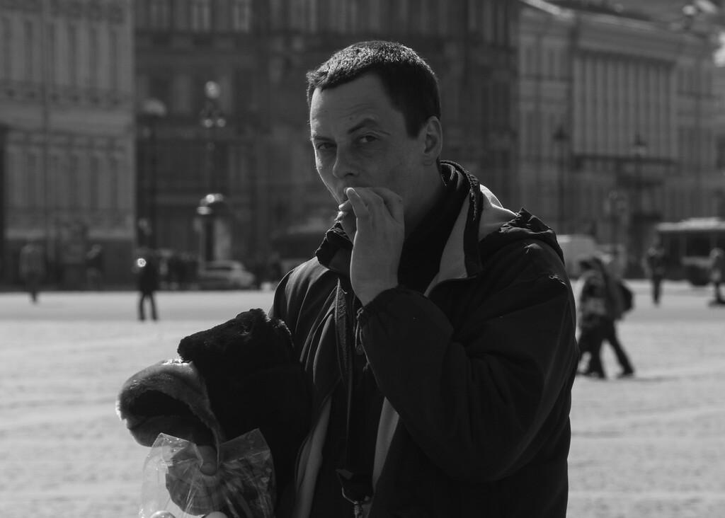 People of St. Petersburg