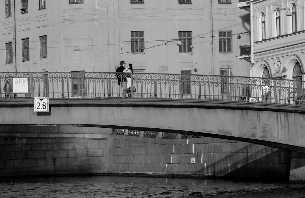 Lovebirds of St. Petersburg