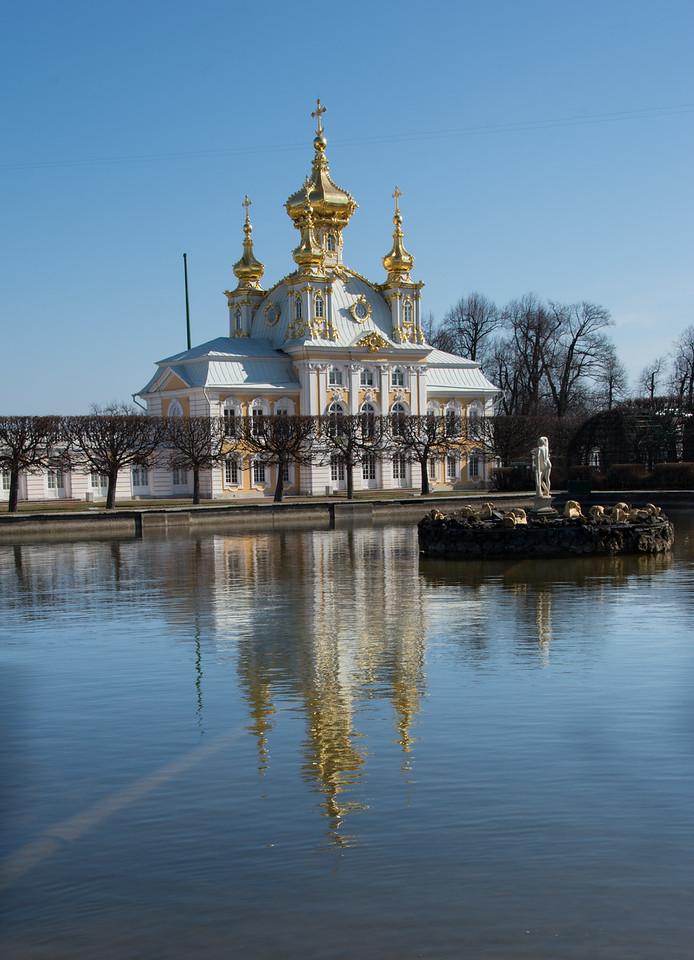 Beautiful Parks in St. Petersburg