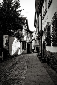 Tiny streets of old town