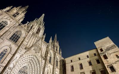 La Catedral de la Santa Creu i Santa Eulàlia