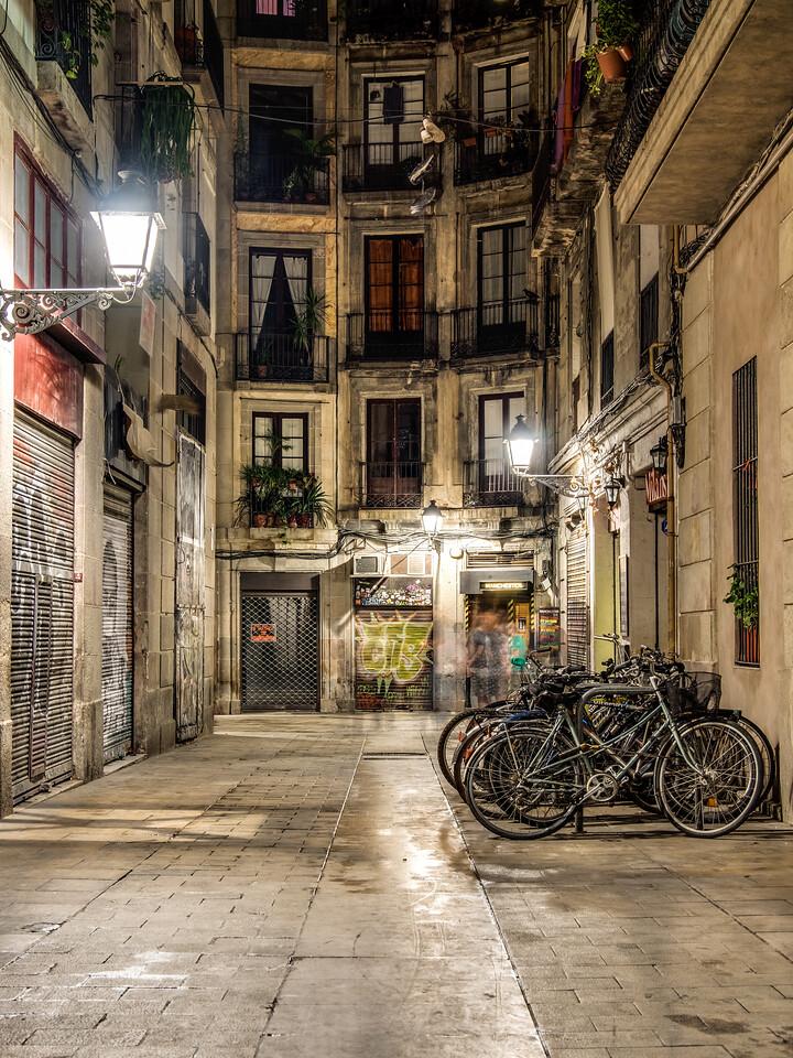 Around the El Borne quarter