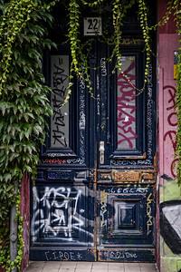 Doors of Kreuzberg