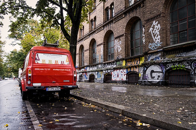 Streets of Kreuzberg