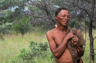 Grandpa having a laugh