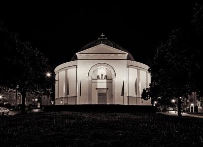 St. Ludwigs church in Darmstadt