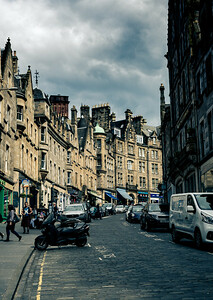 Streets of Edinburgh
