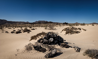 Parque Natural de Corralejo - The sand dunes of Corralejo