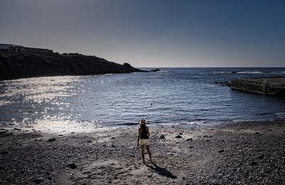 Playa del Muellito in  El Cotillo