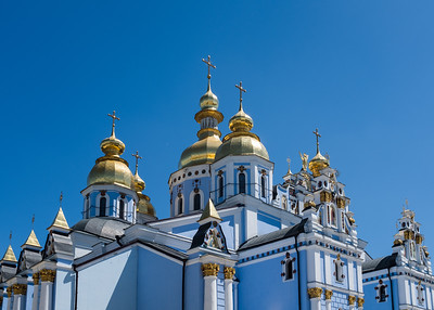 St. Michaels Monastery in Kiev