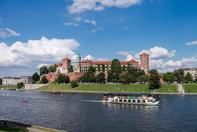 Castle Wawel in Krakow