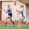 Arapahoe girls lacrosse hosts Cherry Creek on April 27, 2016 at Littleton Public School Stadium in Littleton, Colorado.
