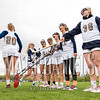 Mullen girls lacrosse hosts Palmer Ridge for the quarter finals of the 2016 CHSAA state tournament on May 17, 2016.