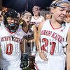 The Cherry Creek Bruins and the Colorado Academy Mustangs play in the 2016 CHSAA Girl Lacrosse Championship game at the University of Denver on May 25, 2016. The Mustangs won their second State Title in a row by a score of 9-8.