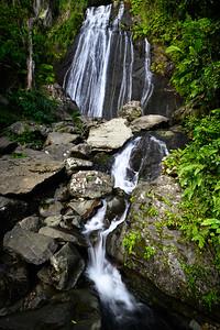 La Coca Mina Falls