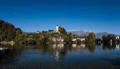 Werdenberg Castle