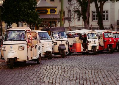 Vespa cars