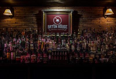 A great night at a cool bar