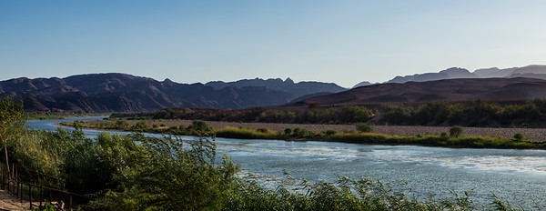 Orange River views