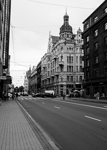 New town Riga