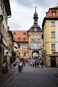 Downtown Bamberg