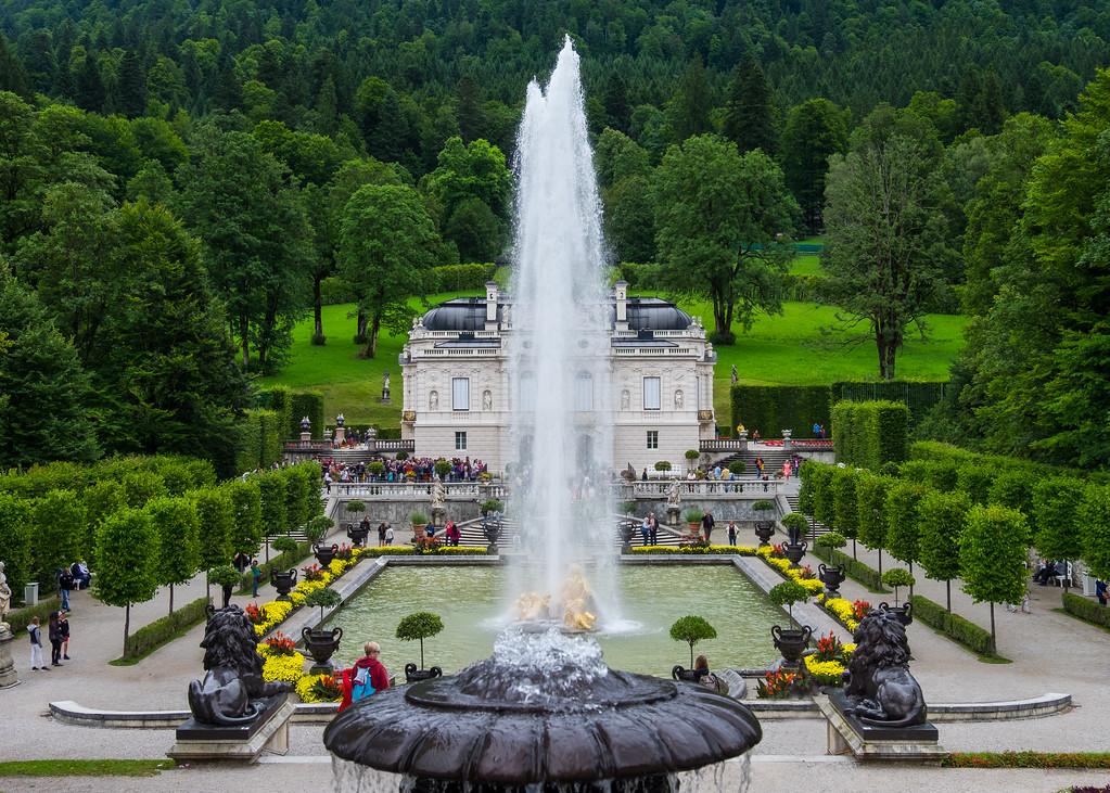 Schloss Linderhof - Ettal