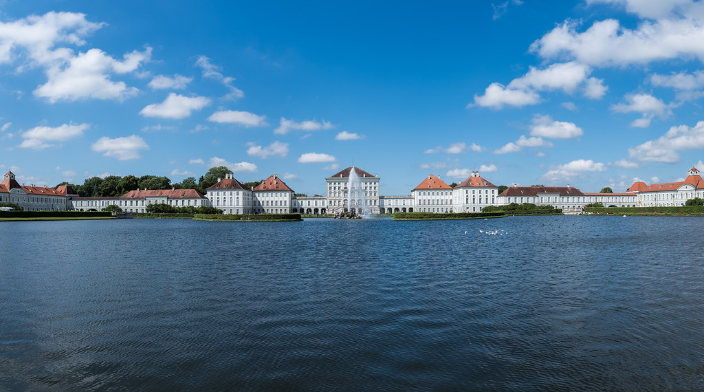 Schloss Nymphenburg - Munich