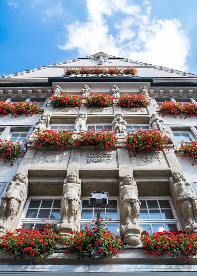 The Hirmer Building - Munich