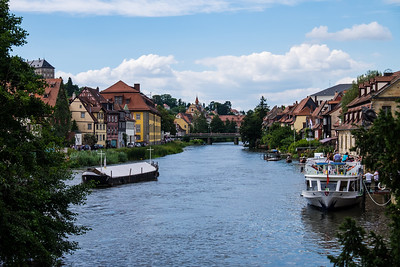 River Regnitz - Bamberg