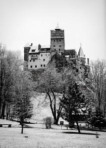 Vlads castle in Bran