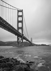 The Golden Gate Bridge from Four Point