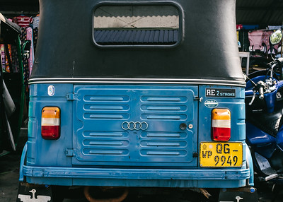 The Sri Lanka Tuk Tuk Series