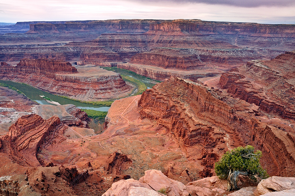 DEAD HORSE POINT - Southern Utah