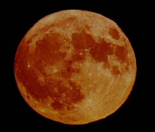 Full Moon Waves October 16 2016
