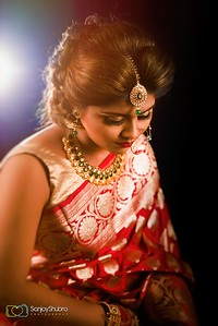 Bridal Makeover by Boby & Photos by Sanjoy Shubro