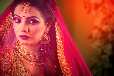 Beautiful Bride Image By Sanjoy Shubro